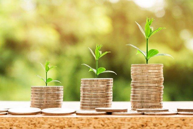 groei van geld
